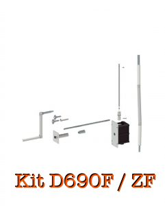 Kit D690F ZURFLUH FELLER Clausio Industrie