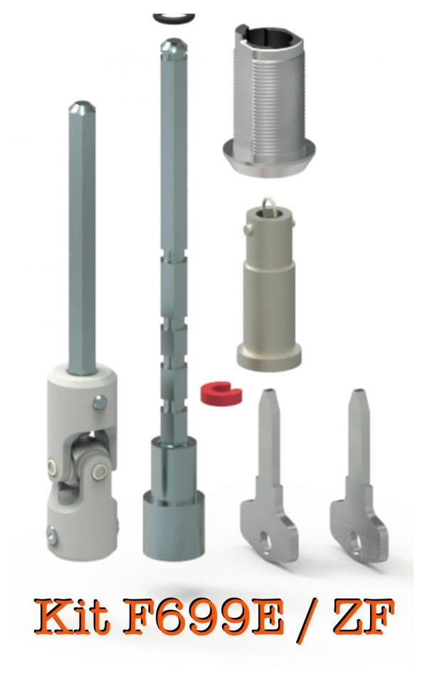 Kit F699E de ZF distibué par Clausio Industrie
