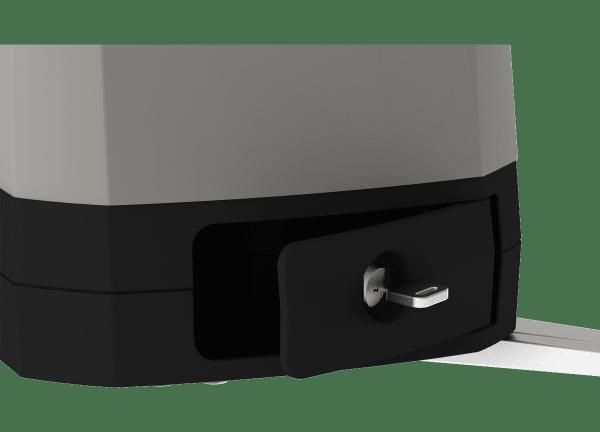 motorisation pour portail PA250 de Powertech Automotion par Clausio Industrie