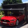 Gazebox garage distribue par Clausio Industrie