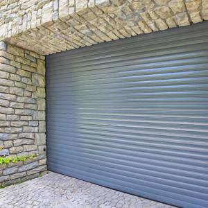 porte de garage enroulable Clausio Group