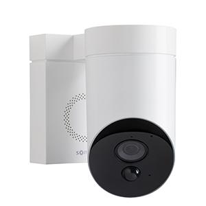 Camera de surveillance exterieure Somfy 1870346